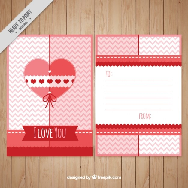 Cute Love Letter Template Free Vector  Love Letter Templates Free