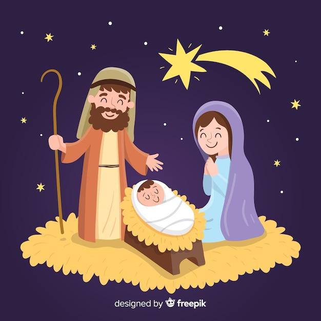 Free clip art baby jesus christmas clipartfest   Christmas nativity scene, Christmas  clipart, Christian christmas