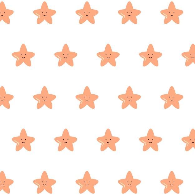 Симпатичная звезда Premium векторы