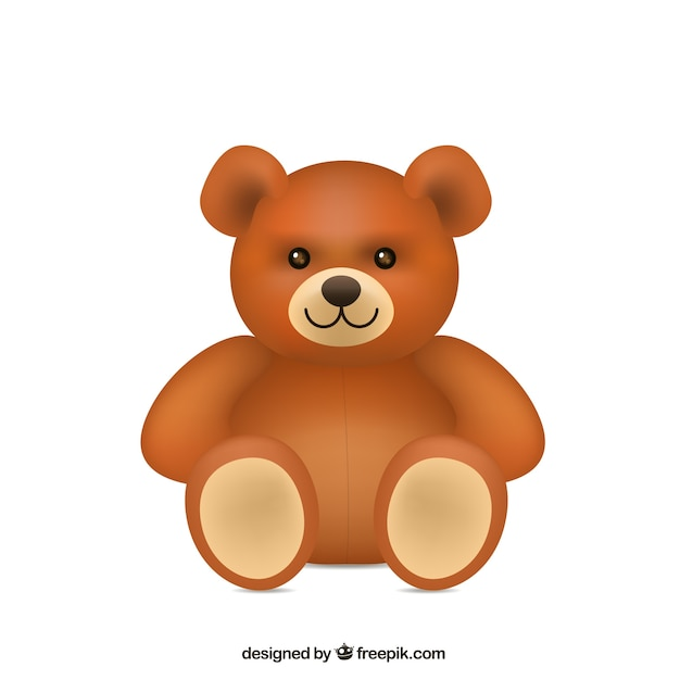 Teddy bear valentines cards vectors 01 free download.