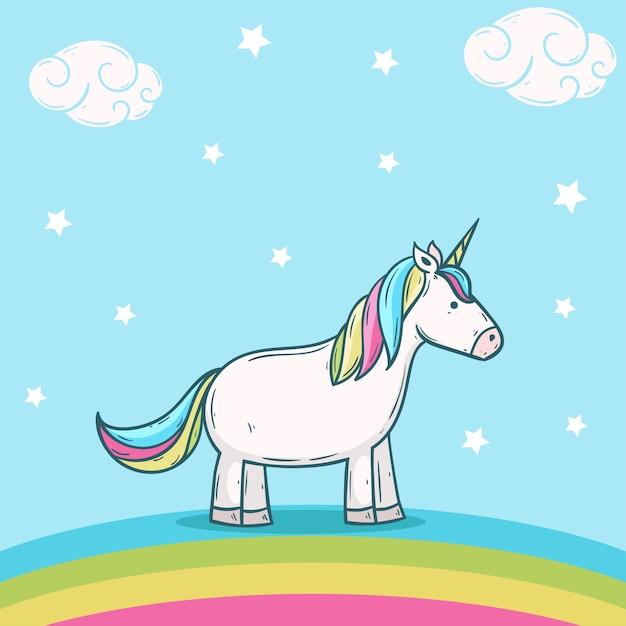 cute unicorn clipart - 626×626