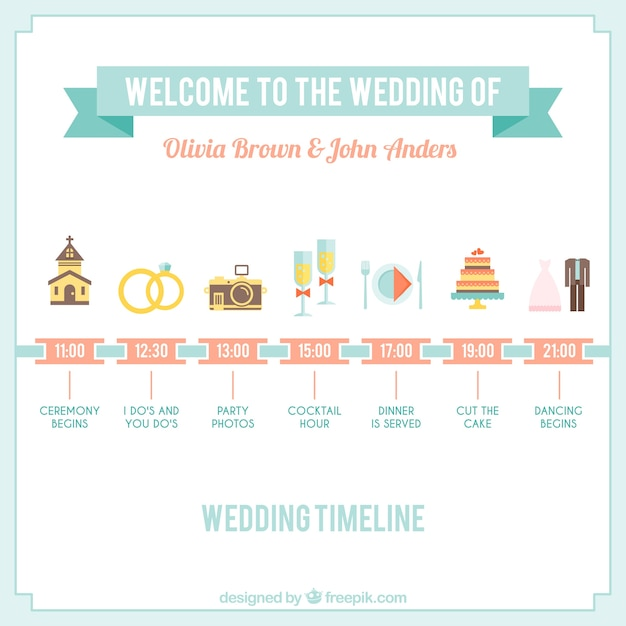 clipart wedding timeline free - photo #6