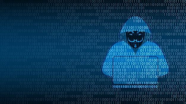 サイバー技術のセキュリティ Premiumベクター