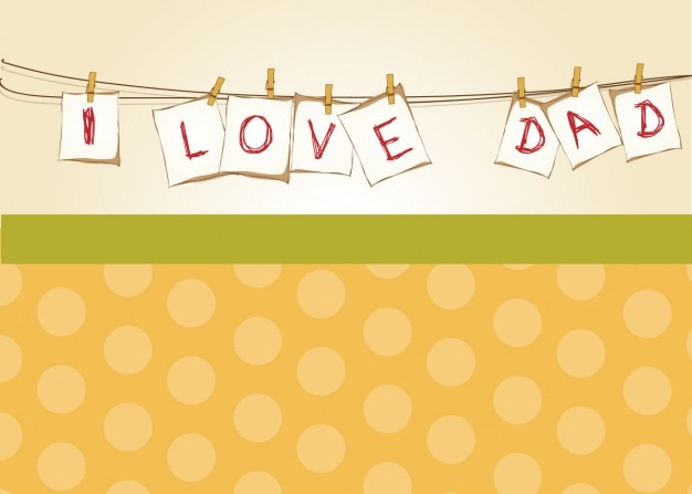 Dad\'s day greeting