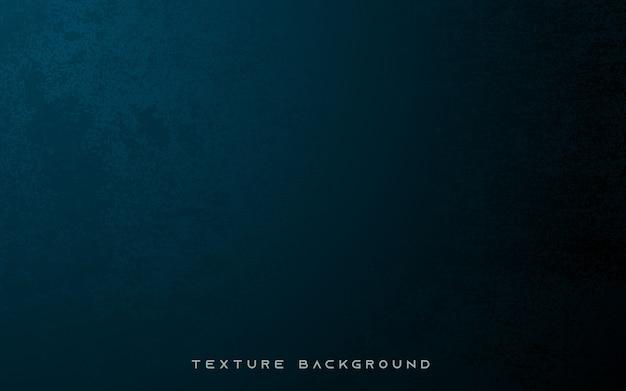 Темно-синий градиент текстуры фона вектор Premium векторы