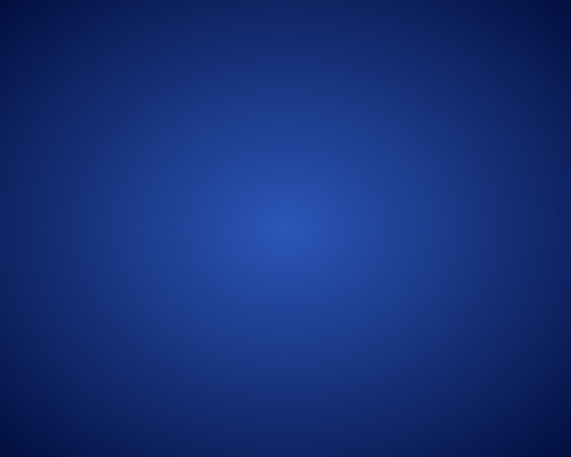 Dark blue simply smooth color backdrop abstract background Premium Vector