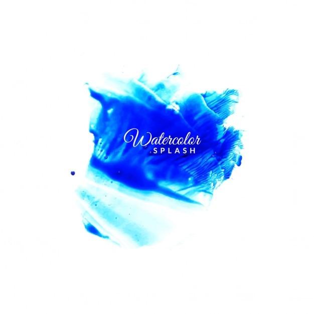 Dark blue watercolor texture