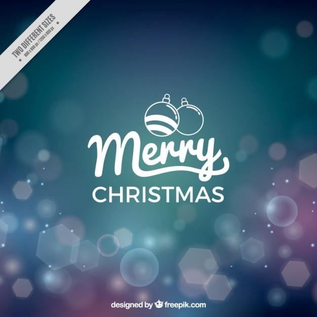 Dark christmas background with sunburst  Free Vector