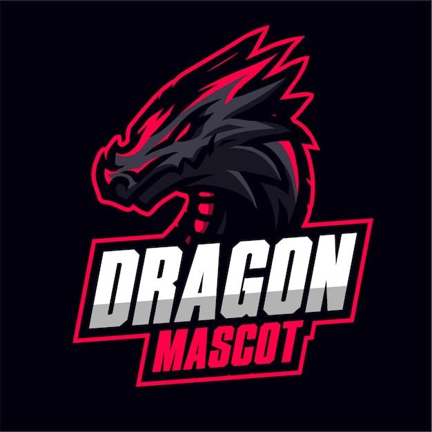 Dark Dragon Logo Yeterwpartco