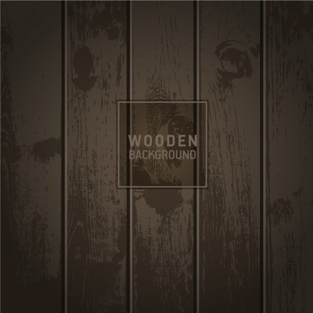 Dark Wood Texture Free Vector