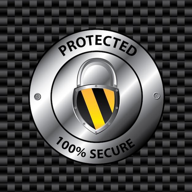 Data protection Premium Vector