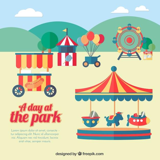 Theme park download free
