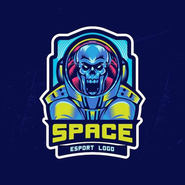 Мертвый космонавт в скафандре Premium векторы