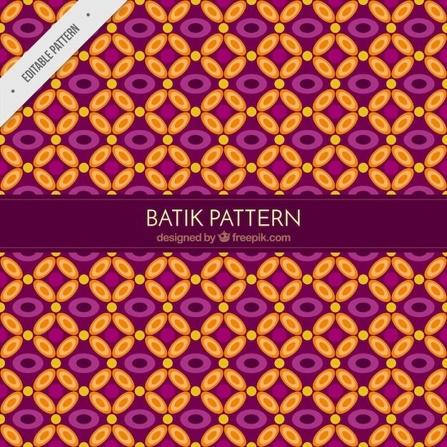 Decorative Batik Pattern Vector Free Download Unique Batik Pattern