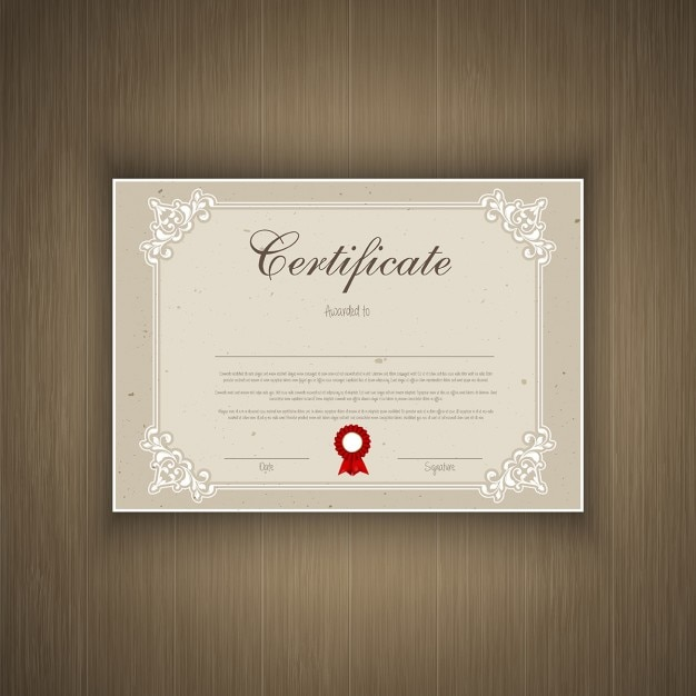 Certificate Border Vectors, Photos and PSD files | Free ...