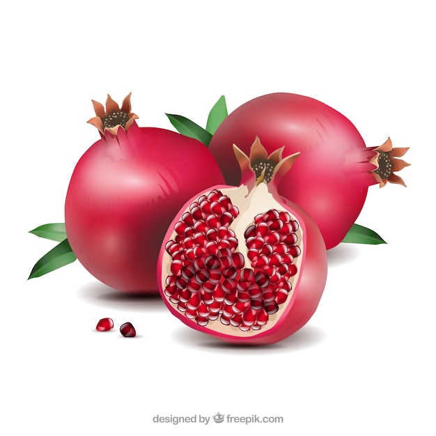 Pomegranate Vectors, Photos and PSD files | Free Download