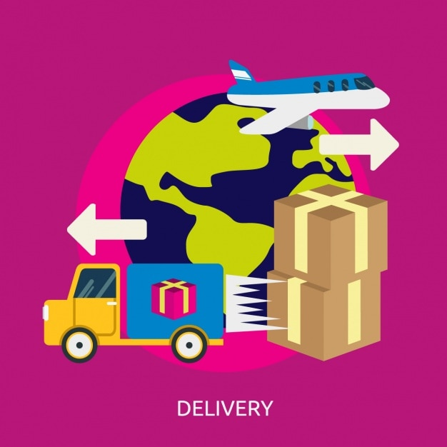 Delivery background design | Stock Images Page | Everypixel | 626x626