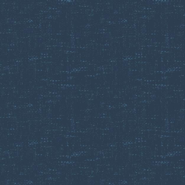 Denim pattern. blue jeans texture background.  illustration Premium Vector