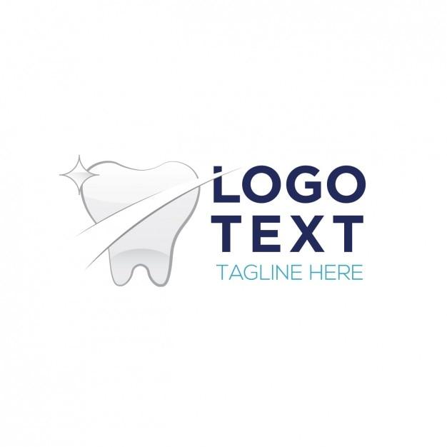 Dental Clinic Logo Free Vector