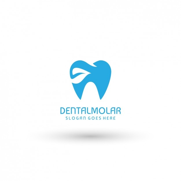 dentist logo template vector free download