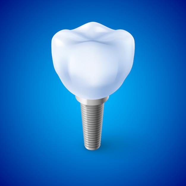 Dentist symbol Premium Vector