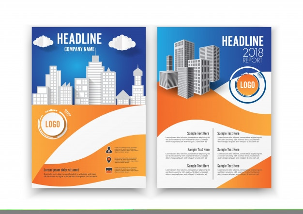Design Cover Poster Catalog Book Brochure Flyer Layout Annual Report