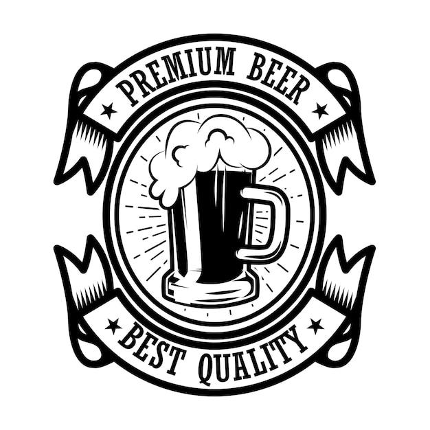 Design elements for logo Premium Vector