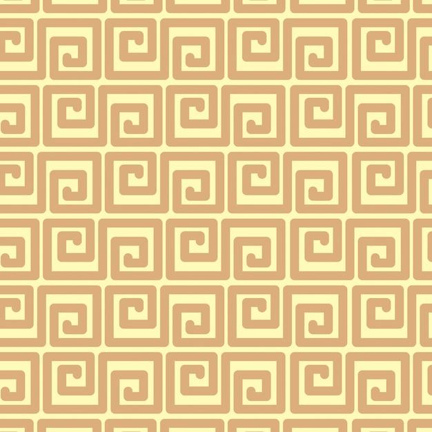 中国のパターンでデザインする 無料ベクター