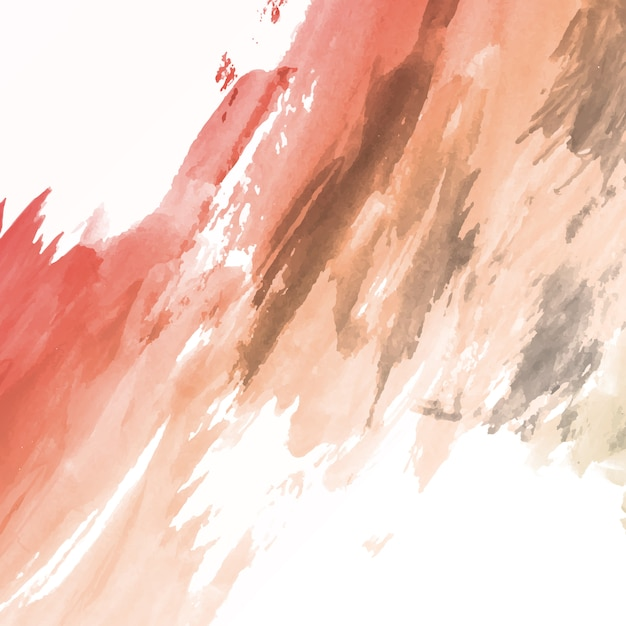 Detailed watercolour texture background Free Vector