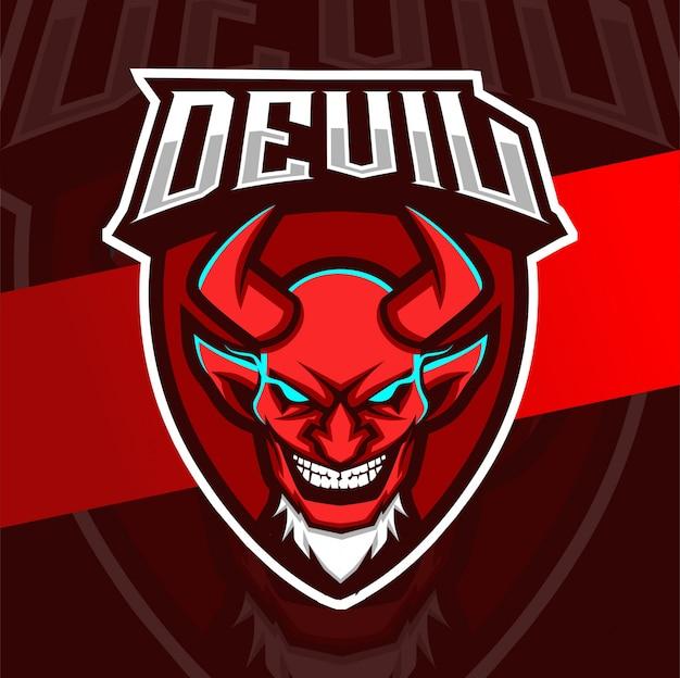 premium vector devil mascot esport logo https www freepik com profile preagreement getstarted 6556404