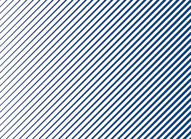 Diagonal lines vector background design Free Vector