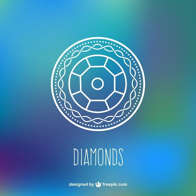 diamond background vector - photo #37
