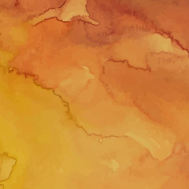 Diversi sfondi colorati ad acquerelli Vettore gratuito