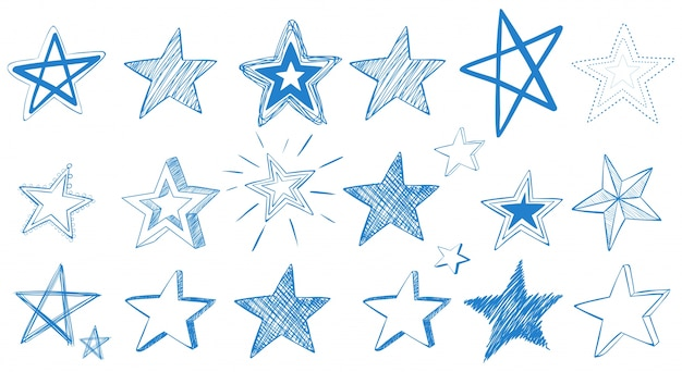 Star Outline Vectors Photos And Psd Files Free Download