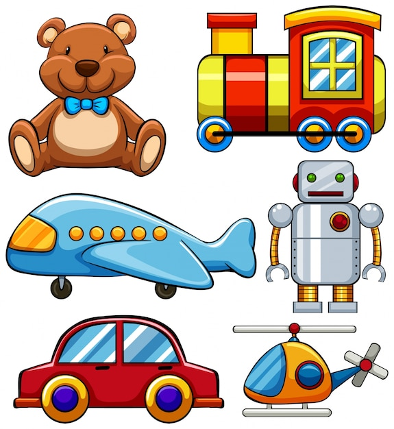 different type of toys Kind of robots robots are machines  autonomous robots are used in industry, as labor-saving devices at home, and are even becoming popular toys iii teleoperated.