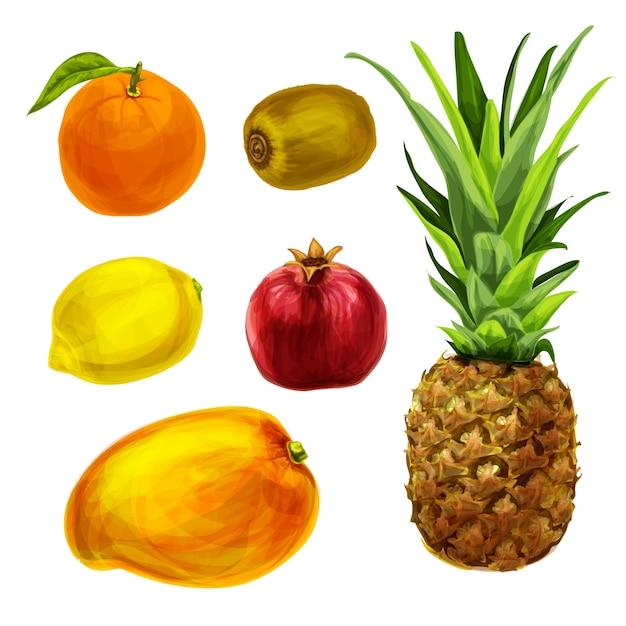 write about mango