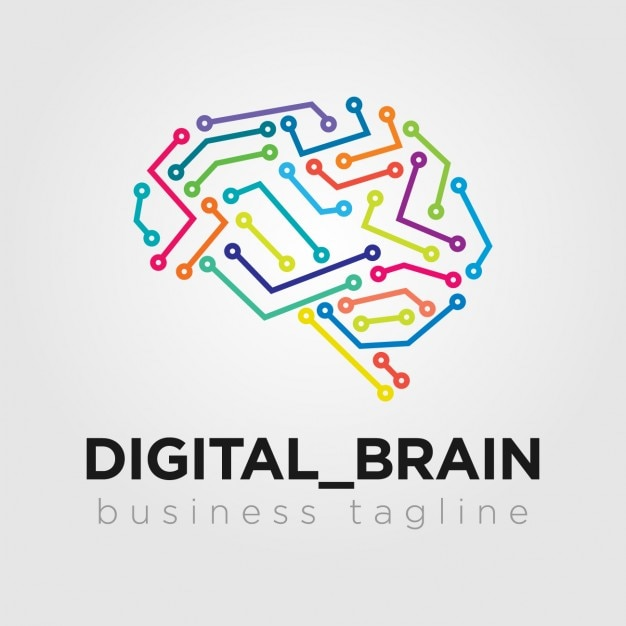 brain vector logo - photo #5