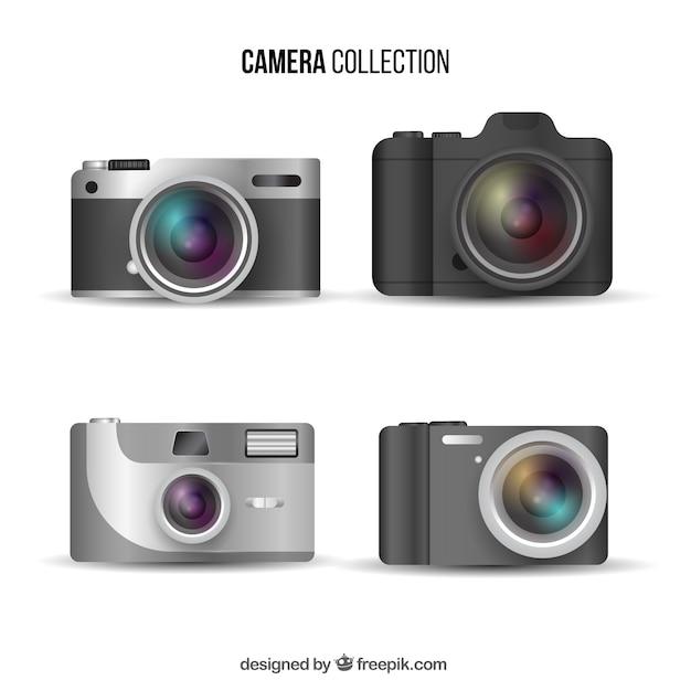 Digital camera collection