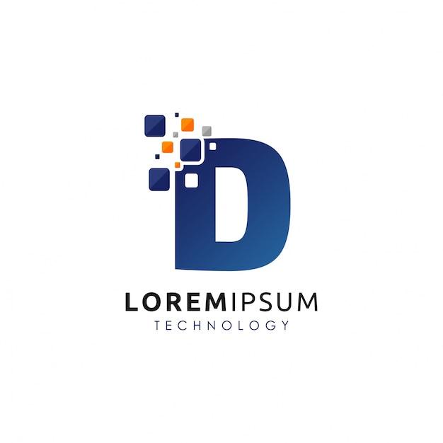 Digital data letter d logo vector premium download digital data letter d logo premium vector thecheapjerseys Images
