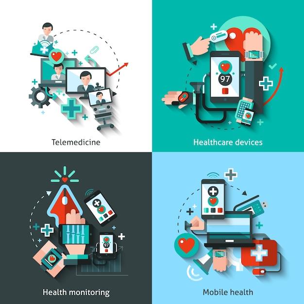Digital Medicine Set