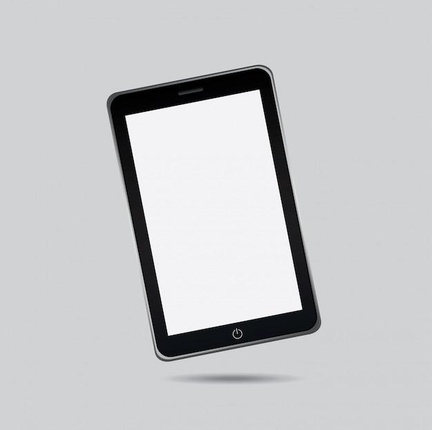 Digital tablet Free Vector