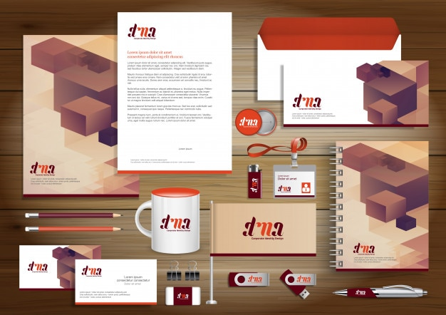 Digital tech sport corporate identity gift items template design digital tech sport corporate identity gift items template design premium vector negle Image collections