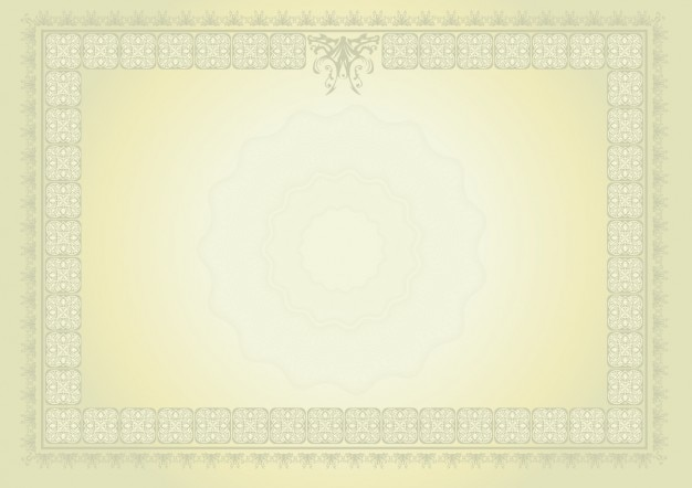 diploma lemon color gradient vector  diploma lemon color gradient vector