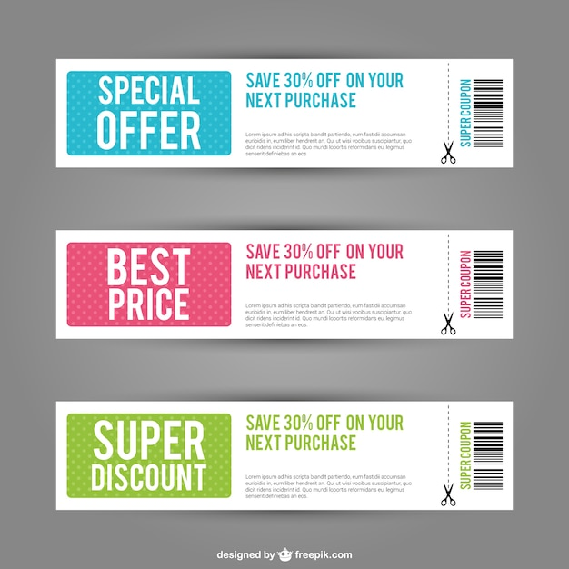 coupon images free