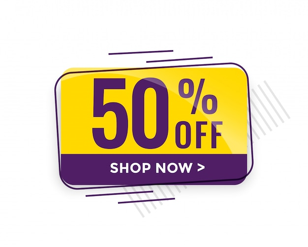 Free Vector | Discount sale and price tag design
