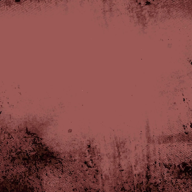 Distressed red texture Free Vector