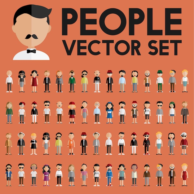 Avatar Vectors, Photos And PSD Files