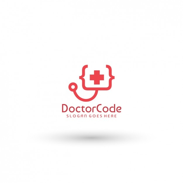 Doctor Logo Template Vector Free Download - Free modern logo templates
