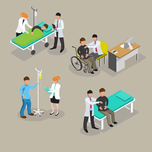 Doctor Premium Vector