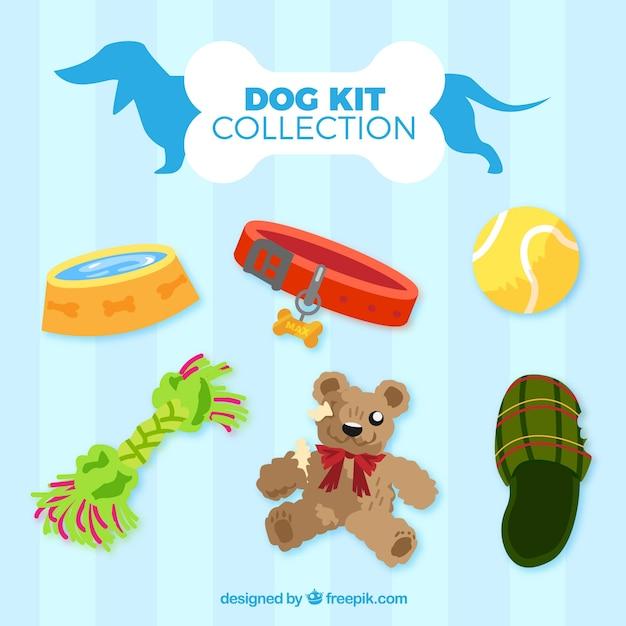 Dog kit collection